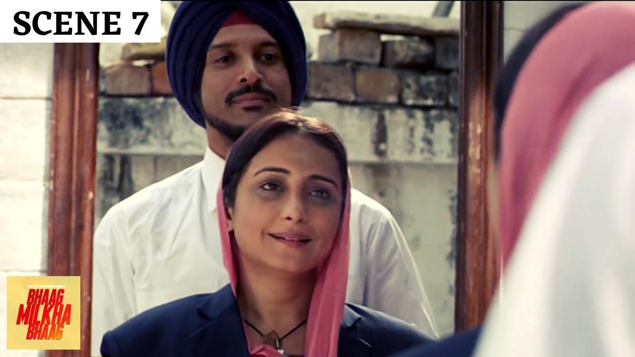 Download Bhaag Milkha Bhaag | Scene 7 | भाग मिल्खा भाग | Farhan Akhtar | Sonam Kapoor | Best Scenes