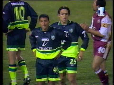 21J :: Campomaiorense - 0 x Sporting - 0 de 1998/1999