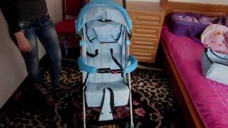 Важно!!! Продается детская коляска трость Sigma S500 б/у