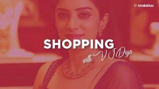 Shop at Joyalukkas with VJ Diya Menon