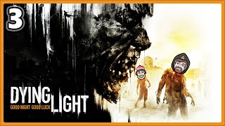 Day 3 of our Dying Light campaign. We will ever progress the story?
