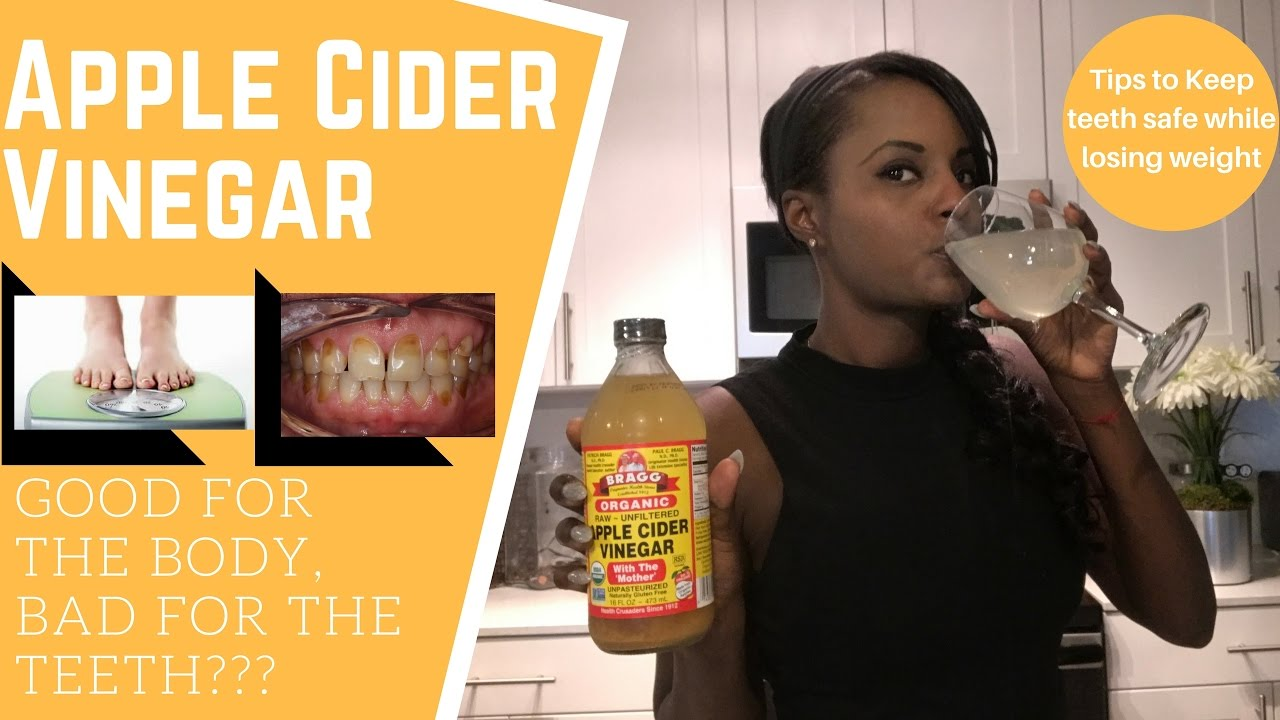 apple cider vinegar weight loss and tooth loss youtube. Black Bedroom Furniture Sets. Home Design Ideas