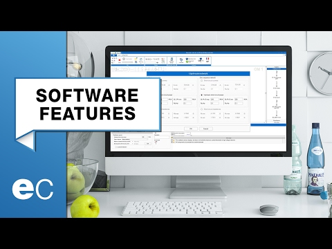 elec calc™ - Advanced data entry for high-voltage electrical power supplies