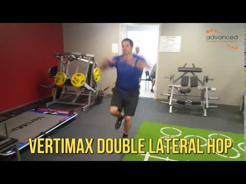 VERTIMAX DOUBLE LATERAL HOP