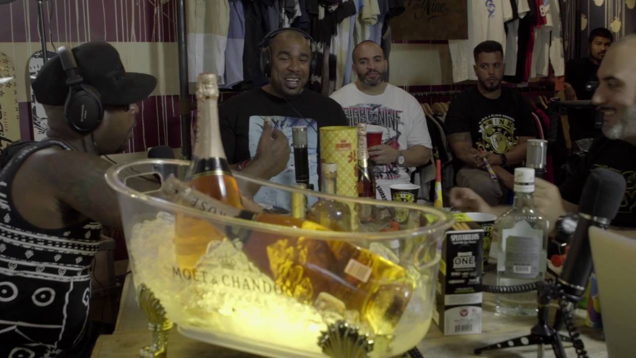 Talib Kweli Talks About Meeting A Young Kanye West With N.o.r.e On Drink Champs