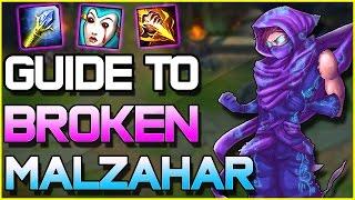 A Guide to BROKEN MALZAHAR JUNGLE | League of Legends