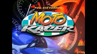 Playthrough [PC] Moto Racer