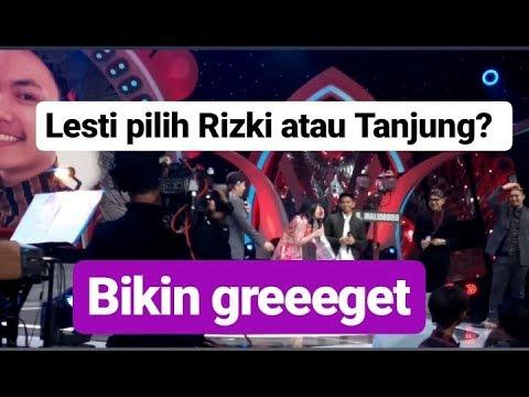 Lesti pilih Rizki atau Tanjung? Hayooo tak terjawab