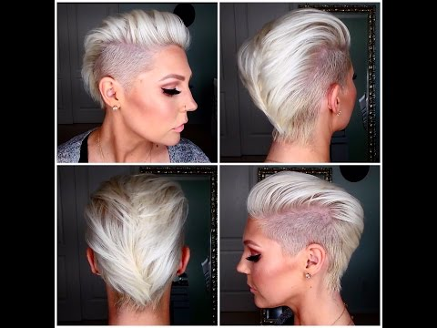 Short Blonde Haircut from YouTube · Duration:  2 minutes 58 seconds