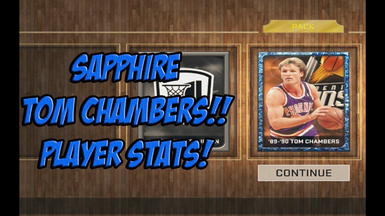 NBA 2K15 SAPPHIRE Tom Chambers Player Stats