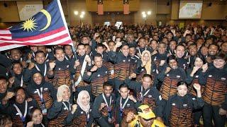 Malaysia sasar 70 emas di Filipina