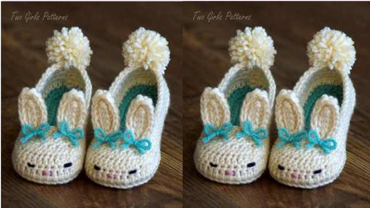 Conejitos a Crochet - YouTube