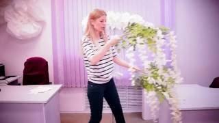 Гигантский Декор Свадебного Стола . a giant wedding decor. Idea. | NINA DARINA