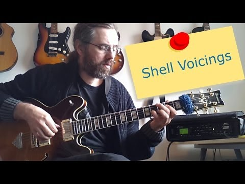 Jazz Chord Essentials  - Shell Voicings