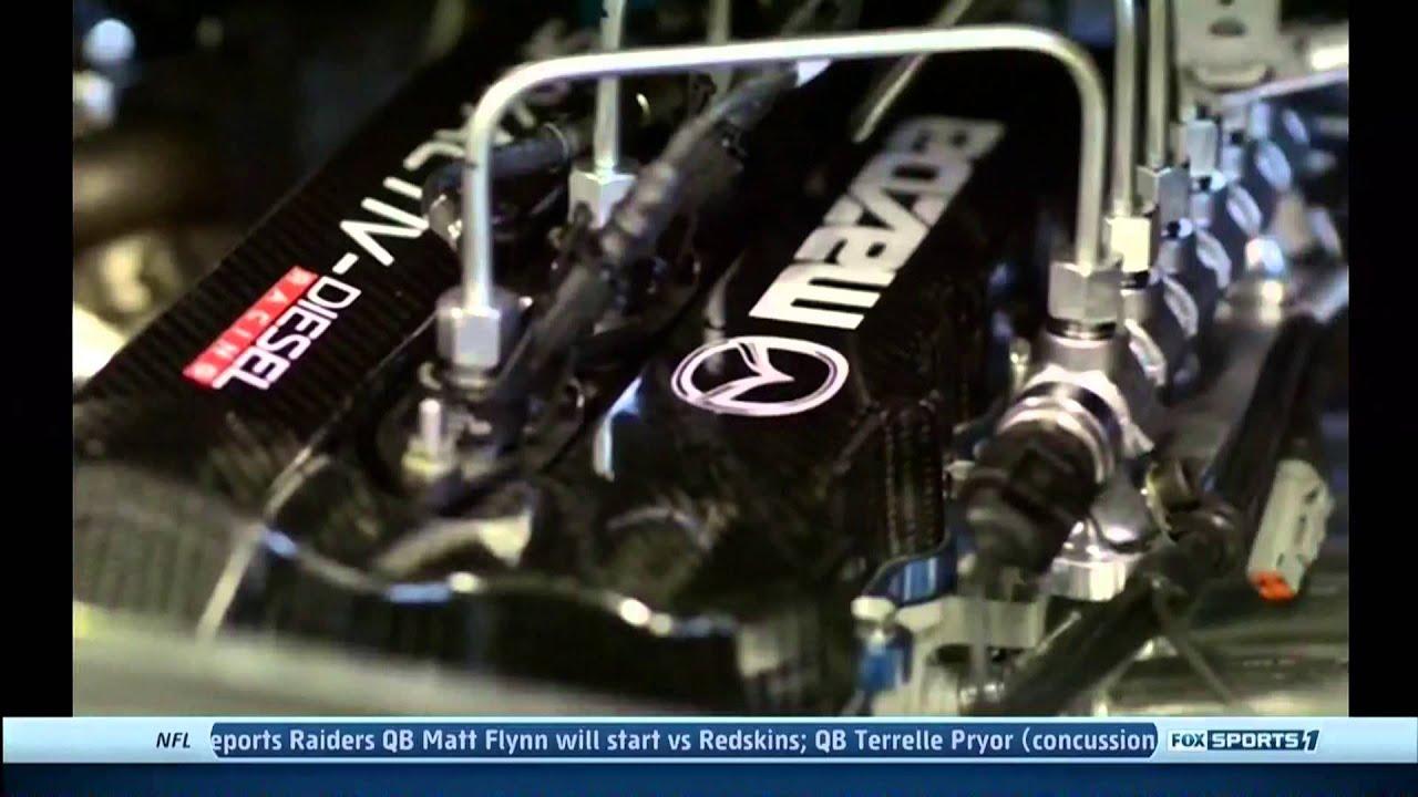 Mazda 6 Commerical Run 2