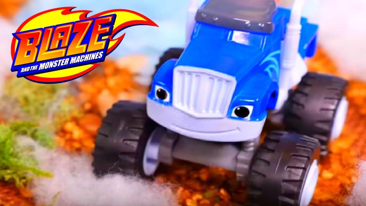 Blaze monster truck videos blaze toys blaze monster machines crusher toy helicopter toy truck