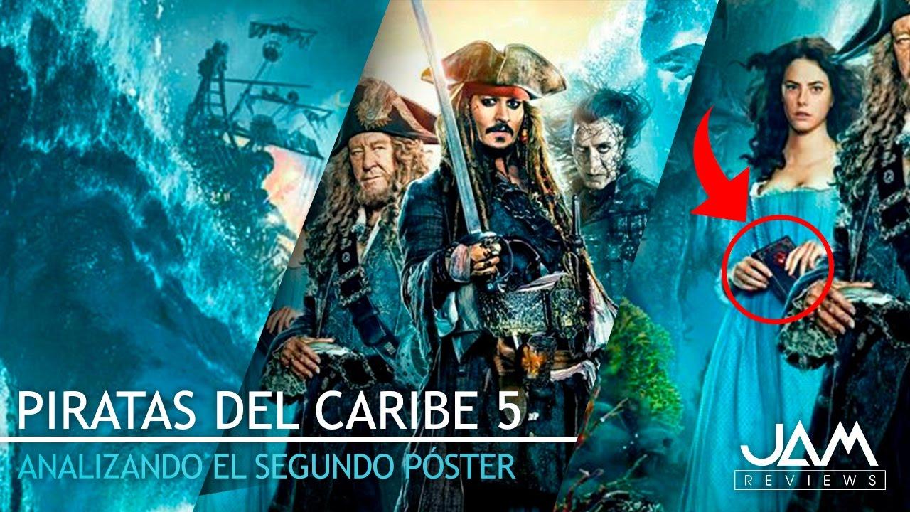 Piratas Del Caribe 6 Poster