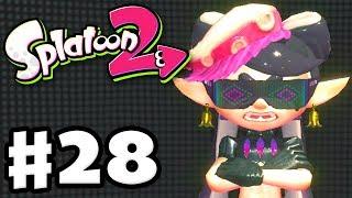 Splatoon 2 - Gameplay Walkthrough Part 28 - Callie! DJ Octavio Boss Fight! (Nintendo Switch)