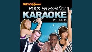 El Mar No Cesa (Karaoke Version)