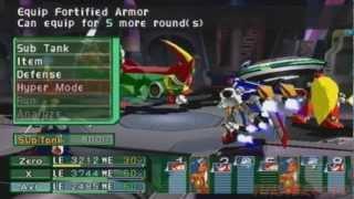 Let's Play Megaman X : Command Mission - Part 47 - Dragon's Lair