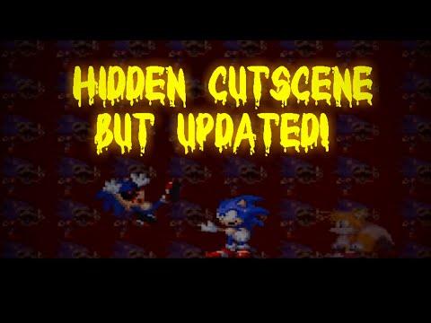 Sonic.exe: Nightmare Beginning FINAL UPDATE and Hidden Cutscene