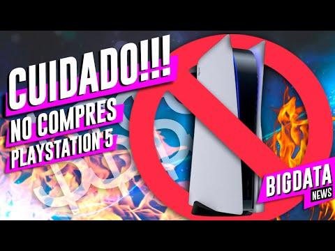 No compres PLAYSTATION 5 ahora 🔥 No te dejes ESTAFAR !!!