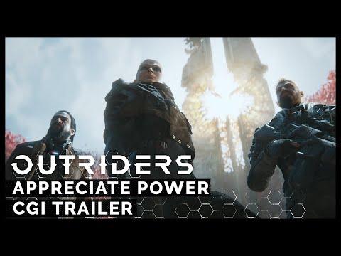 Outriders   Appreciate Power