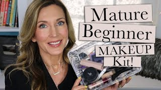 Makeup 101 | Mature Beginner Starter Makeup Kit!