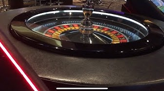 High limit roulette and slots highlights from a land based UK casino part 1 of 2