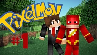 Jonas Plays: First Time Pixelmon