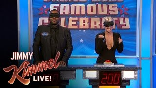 Name That Famous Celebrity with Yehya - Kaley Cuoco-Sweeting vs. Anthony Anderson
