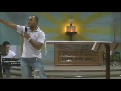 Pregador Márcio Pereira  O Combate Espiritual é Pessoal  I