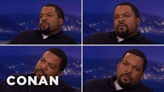 The Many Faces Of Ice Cube