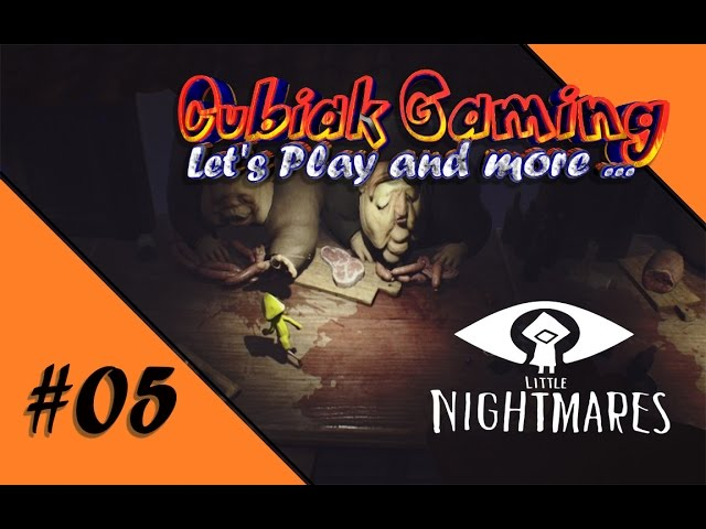 METZGER UND TELLERWÄSCHER ★ Let's Play Little Nightmares #05