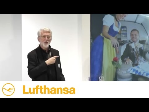 Social airlines explained by Jeff Jarvis at the Lufthansa Digital Aviation Forum 2017 | Lufthansa