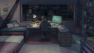 midnight studying. [lofi / jazzhop / chill mix]
