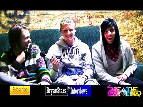 Breathe Carolina Interview David Schmitt & Kyle Even 2010
