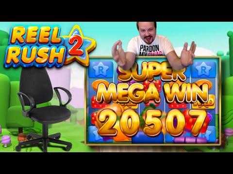 Reel Rush 2 Unexpected Big Win