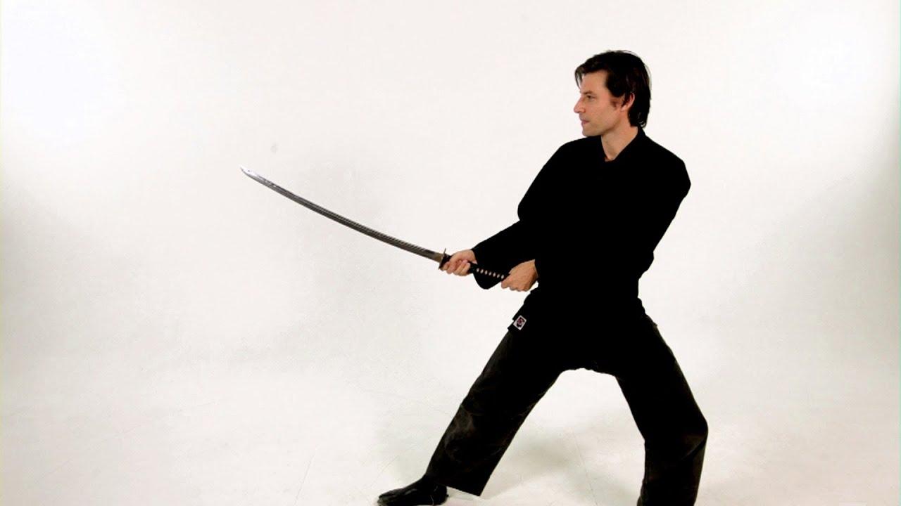 Two Samurai Stance Sword 3