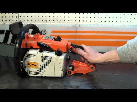 The Chainsaw Guy Stihl 031 Chainsaw 01 03 YouTube