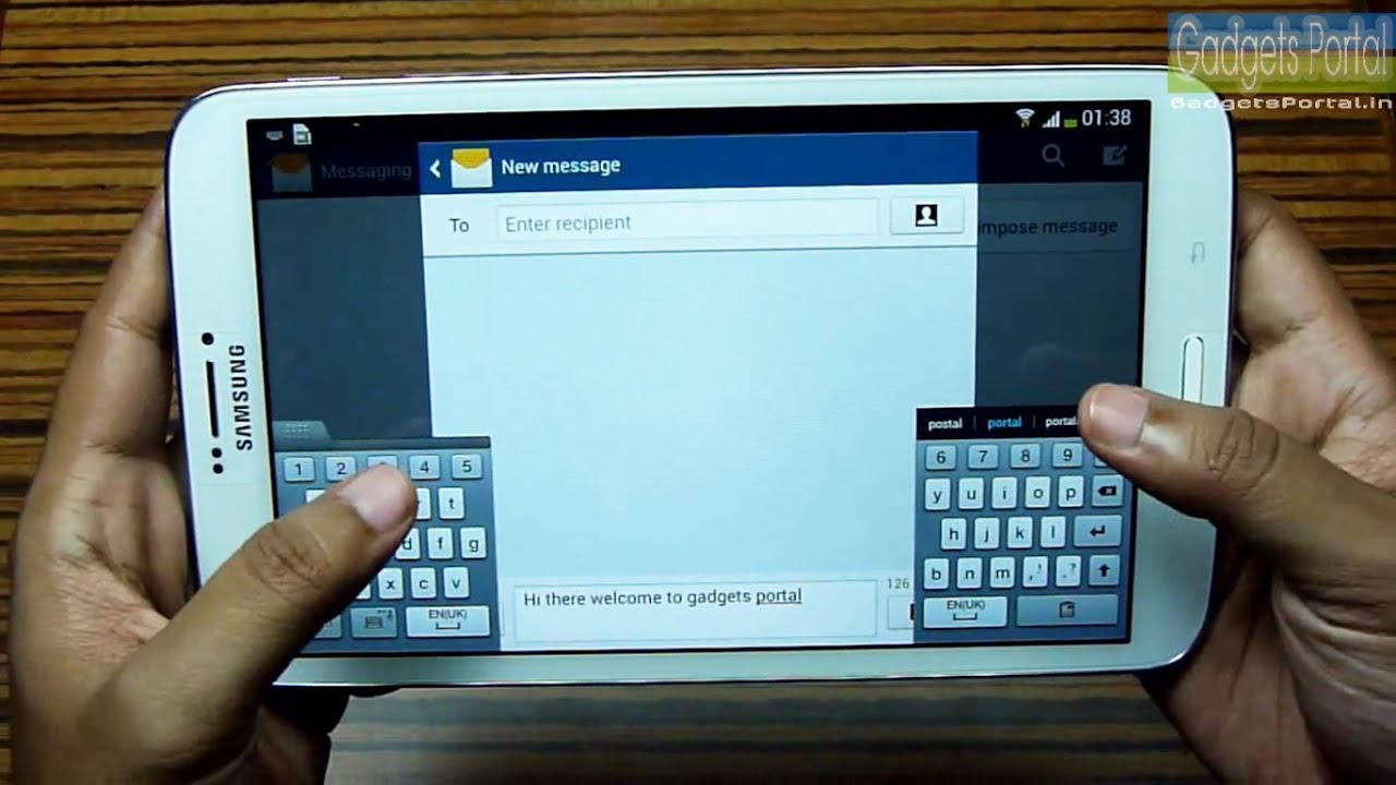 samsung galaxy tab 3 t311 8 0 unboxing amp hands on review