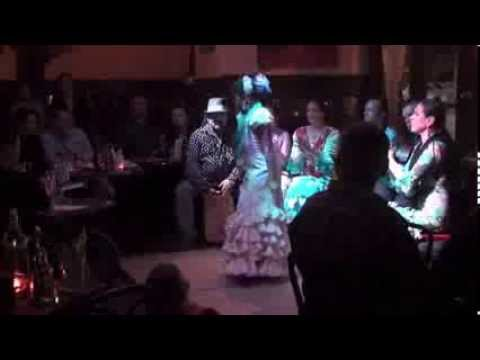 Mia - Flamenco at La Gran Tapa 11/29/13