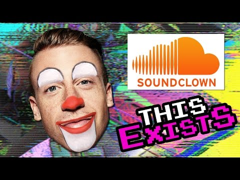 """What's happening on """"weird Soundcloud?"""""""