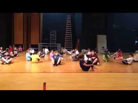 Guys and dolls audition dance