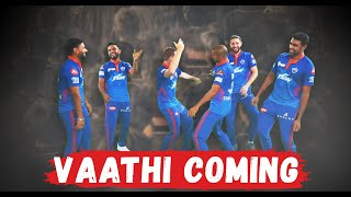 Vaathi Coming ft. Shikhar Dhawan, Ashwin, Ajinkya Rahane, Rishabh Pant, Steve Smith and Chris Woakes