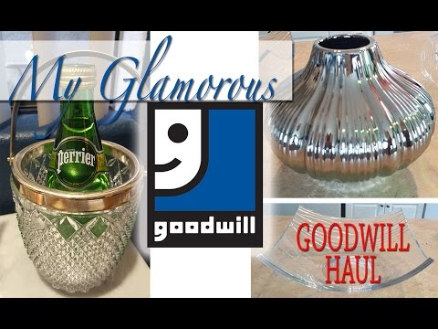 GOODWILL HAUL | Red Tag Half Price Monday at Goodwill! |Home Decor