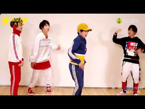 BOY STORY - QQ MUSIC 20180707 FREESTYLE DANCE
