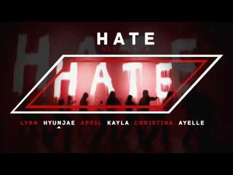 〈 NEVERLAND&39;S DEBUT 〉4MINUTE포미닛 - 싫어Hate