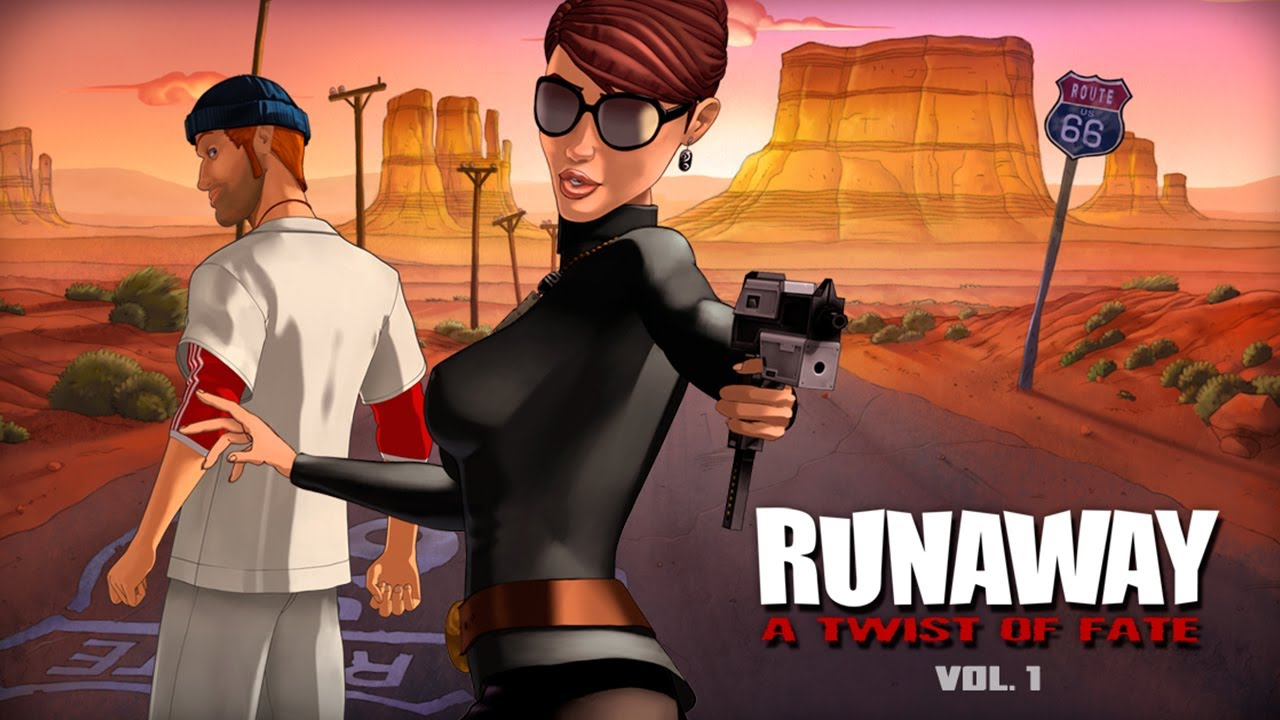 Runaway: A Twist of Fate Part1 on the App Store - iTunes - Apple Runaway : A Twist of Fate dispo aujourd hui sur iOS (iPhone et iPad)