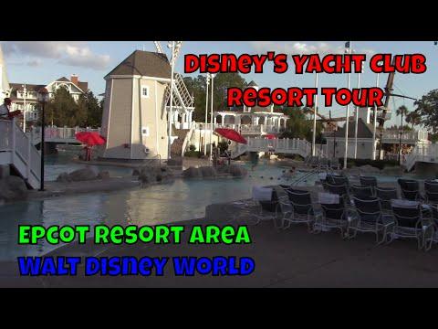 Disney's Yacht Club Resort Tour at Walt Disney World